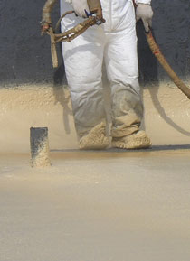 Mobile Spray Foam Roofing Systems